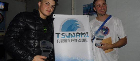 Presentación Tsunami