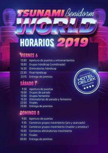 horarios world