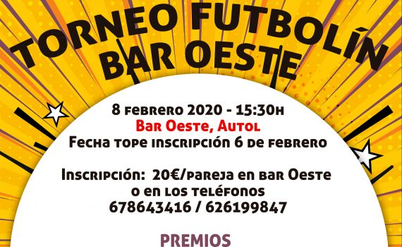 TORNEO-FUTBOLIN-BAR-OESTE